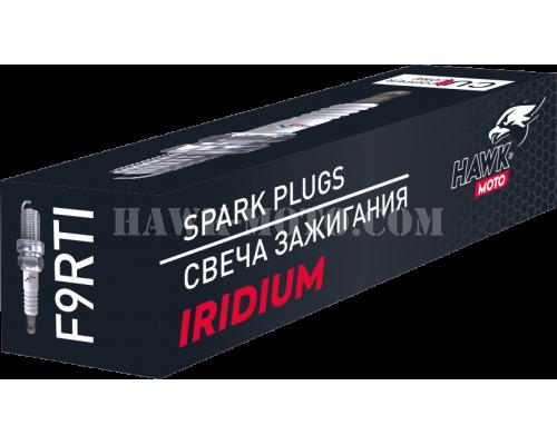 Иридиевая свеча зажигания HAWK MOTO F9RTI