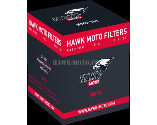 Фильтр масляный HAWK MOTO HMF 141