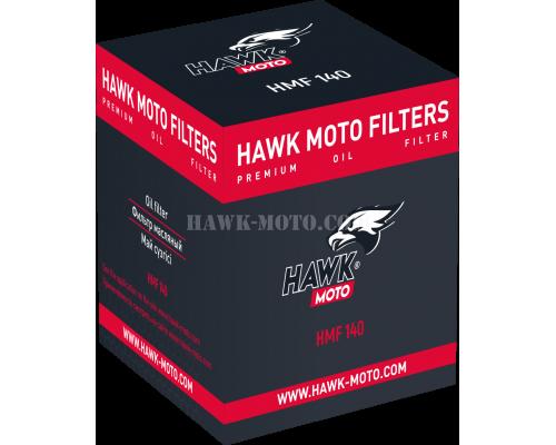 Фильтр масляный HAWK MOTO HMF 140