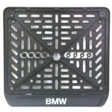 Мото Рамка для  номера Казахстан BMW