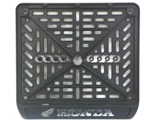Мото Рамка для  номера Казахстан Honda