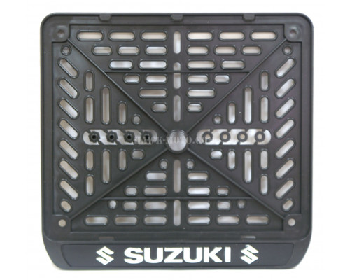 Мото Рамка для  номера Казахстан Suzuki
