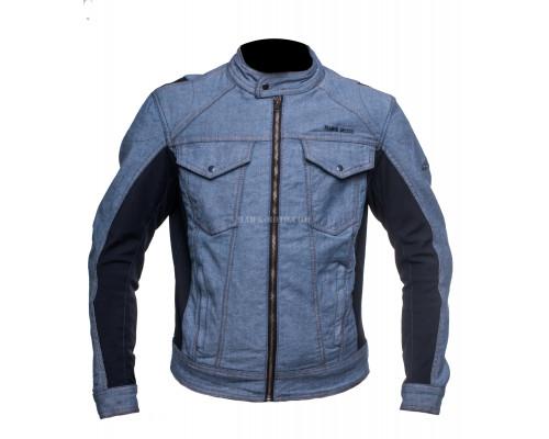 """Куртка мужcкая джинсовая """"Force"""" (Grey)"""