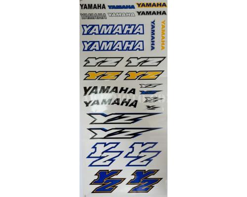 """Комплект наклеек """"Ямаха Я3"""""""