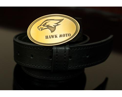 """Ремень """"Hawk Moto"""" (литая пряжка)"""